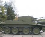 БТ-5 в музее в Кировске.JPG