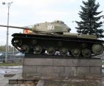 КВ-85 в Петербурге.JPG