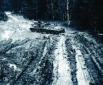 СУ-122 На трассе для испытаний.jpg