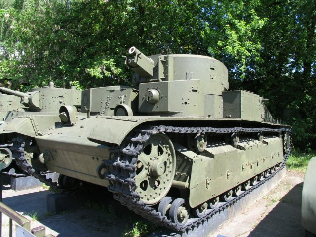 T-28 в Москве