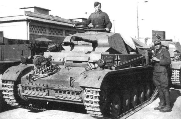 PzKpfw-II