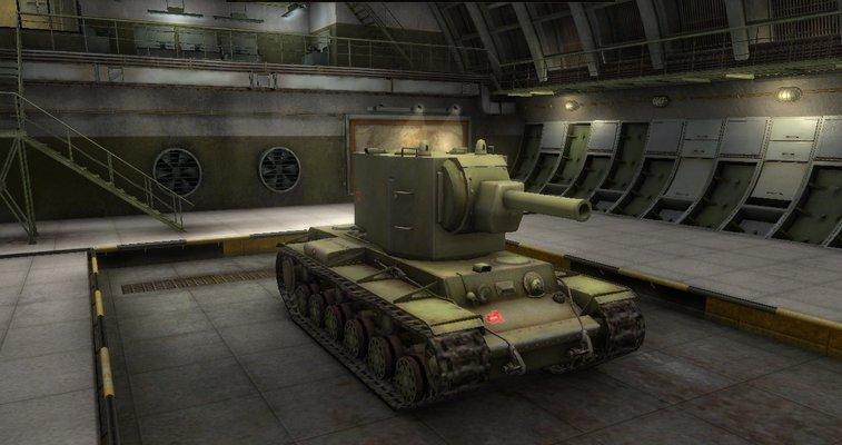 КВ-2 со 152мм гаубицей