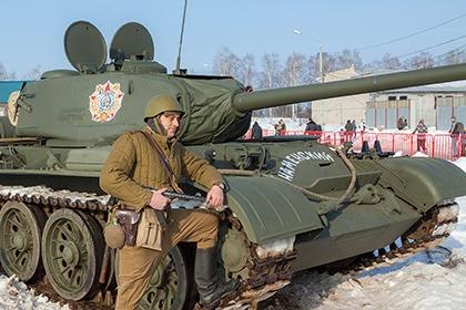 Разработчики War Thunder отреставрировали Т — 44