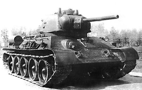 Т-34-76 обр 1943