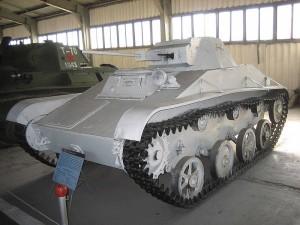 Т-60 в музее Кубинки
