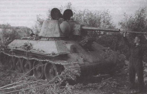 Т-34-76 обр 1942