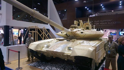Т90 для Персидского залива