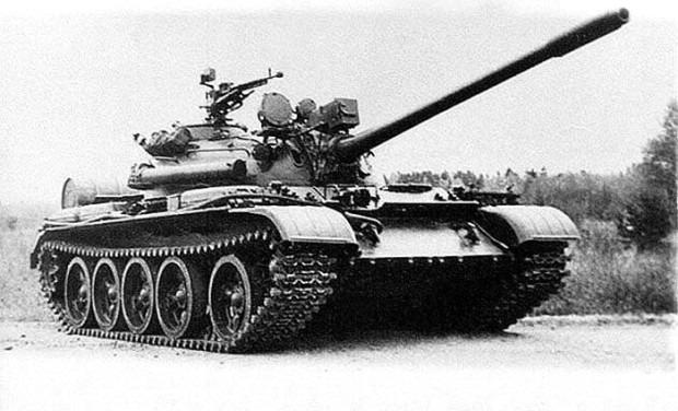 Т-55А  фото