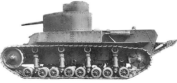 Т-24 - Советский средний танк | TANKI-TUT.RU