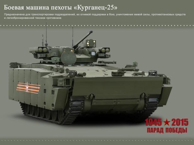Курганец-25 БМП фото