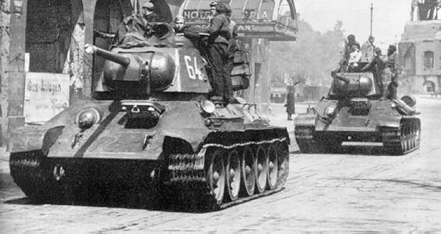 Т-34 - главный танк Второй мировой