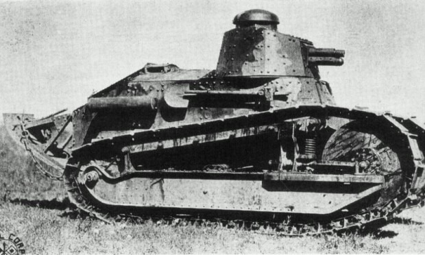 Renault FT-17 фото