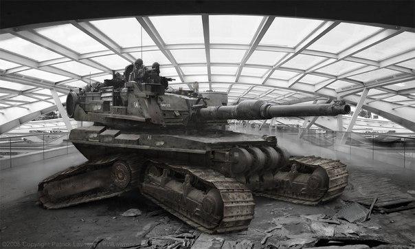 5 новейших танков мира