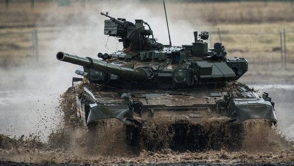 Т-90 16-10-2015