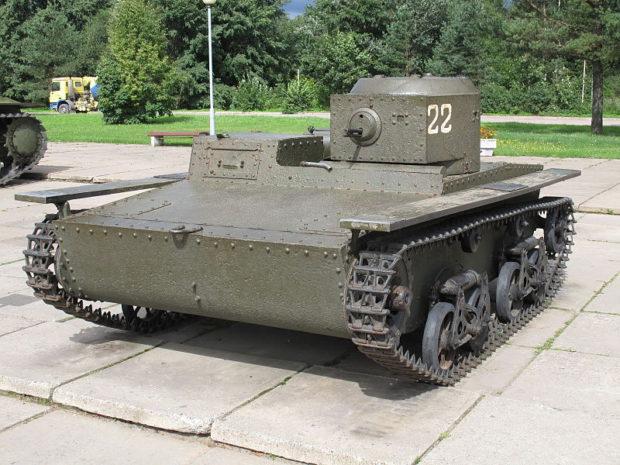 Т-38 в музее
