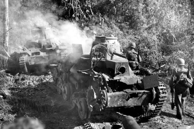 японский танк Ха-Го