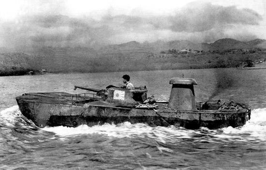 японский танк Ха-Го Ка-Ми
